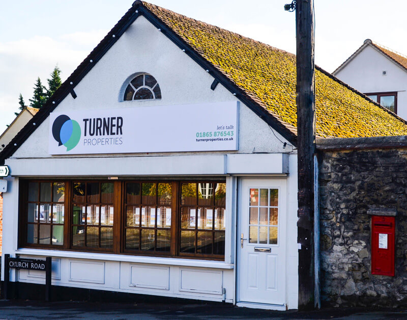 turner properties office